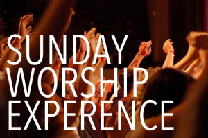 SUNDAY WORSHIP TAB
