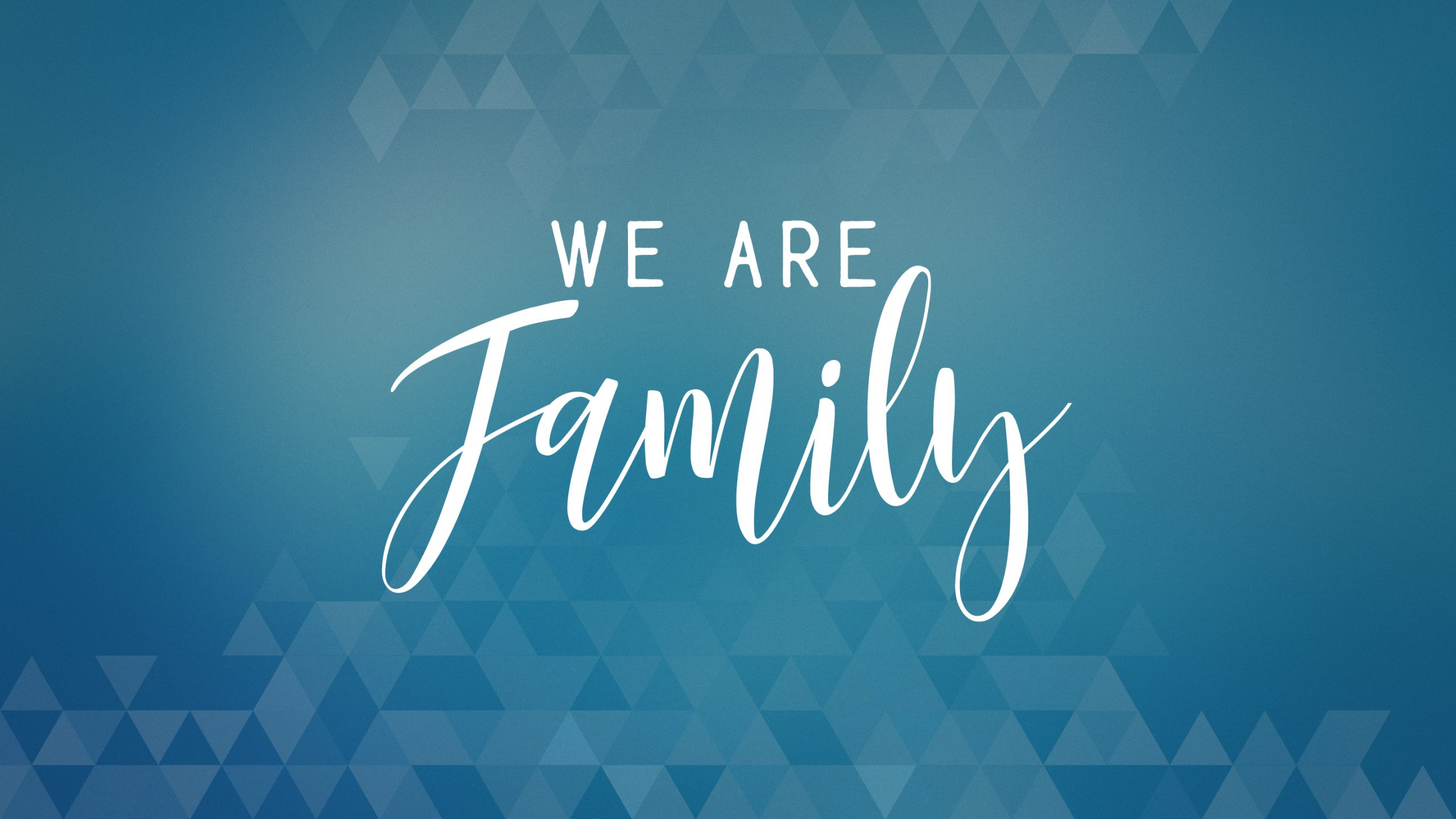 We Are Family - Week 1 - Destiny Church